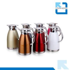 Penguin Shape Head 201 Stainless Steel Vacuum Coffee Pot & Tea Kettle pictures & photos