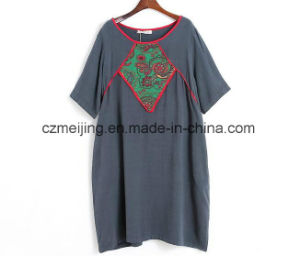 Joint Women`S National Style Dress