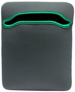 Popular Soft Neoprene Leisure Function 15′′ Laptop Tablet Sleeve pictures & photos