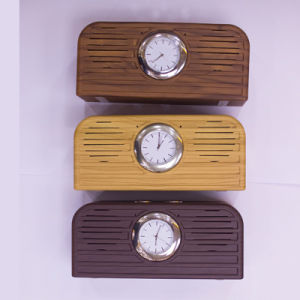 Wood Stereo Sound Wireless Speaker pictures & photos