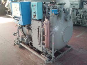 Swcm Series Compact Marine Ship Sewage Treatment Plant pictures & photos