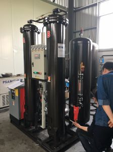 Compact Skid Psa Nitrogen Generator Low Running Cost pictures & photos
