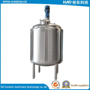 Stainless Steel Heating System Homogenized Shampoo Mixing Tank pictures & photos