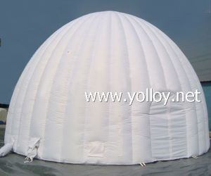 Inflatable Air Blower up Marquee Party Igloo Dome Tent pictures & photos