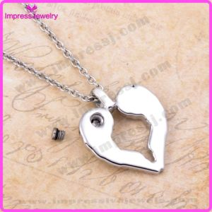 Heart Stainless Steel Women′s Pendant Necklace Fashion Necklace (IJD9777) pictures & photos