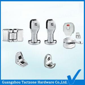 Proffessional Manufacturer Bathroom Partitions Cubicle Accessories Set pictures & photos