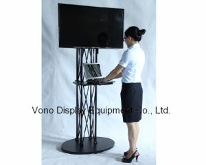 Exibition Display Stand Trade Show Display Truss TV Stand pictures & photos