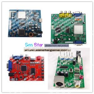 Video Convertr Board Cga to HDMI, Cga to VGA, VGA to Cga