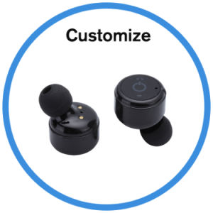 Hidden Invisible True Wireless Bluetooth Stereo Earbud Earphone pictures & photos