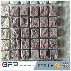 Natural Paving Stone Granite Cobble Stones for Garden Lanscaping pictures & photos