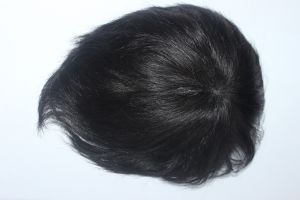 Wholesale Men′s Toupee Hair Brazilian Human Hair Lace Wig pictures & photos
