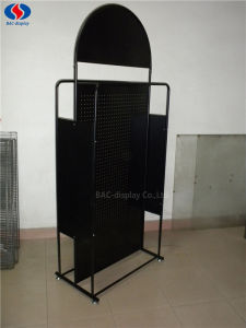 Display Stand, Metal Display Racks, Pegboard Display Stand pictures & photos