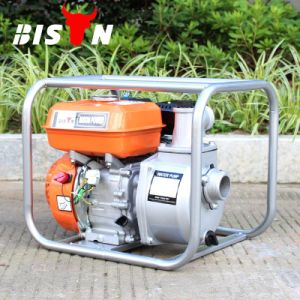 Bison Agricultural Irrigation Mini Gasoline China Water Pump Price pictures & photos
