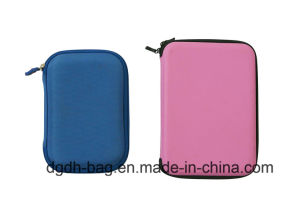 Hot Sale Shockproof EVA Bluetooth Earphone Carrying Case with Zipper pictures & photos