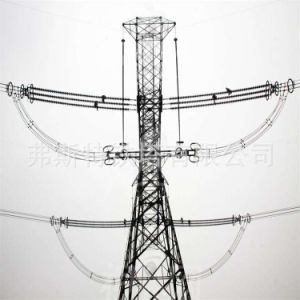 Manufacturing Durable Angle Steel Transmission Tower pictures & photos