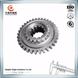 Customized Precision Steel Machining Auto Spare Gear Parts pictures & photos