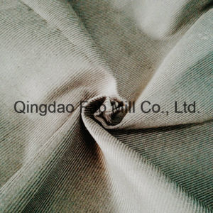 14 Wales 100%Organic Cotton Fabric for Garments (QF16-2673) pictures & photos
