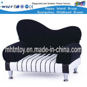 Children Furniture Kids Chair Piano Series Leather Sofa (HF-09702) pictures & photos