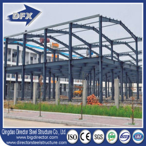 Pre-Engineered Multi-Storey Steel Structure Prefab/Prefabricated Buildings pictures & photos