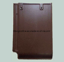 280*400mm Hot Design Roofing China Building Meterail Clay Flat Roofing Tile Factory Supplier Guangdong pictures & photos