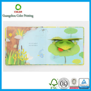 Whosales Cheap Printing Pop up Book Printing