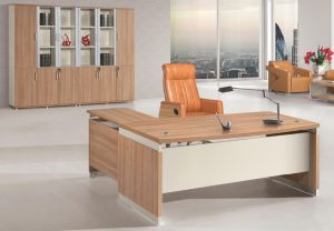 Modern Boss Computer Table Wooden Executive Office Desk pictures & photos