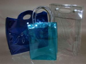 PVC Christmas Gift Bag pictures & photos
