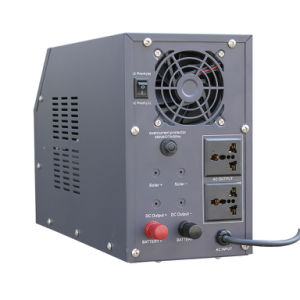 6000W-48V Pure Sine Wave Power Inverter with Overcharge/Discharge Protection pictures & photos