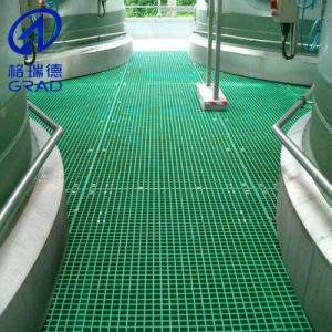 Molded Gratings FRP Grating Fibergrate