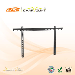 "Made in China 26""-55"" Fixed Electric TV Wall Bracket Mount (CT-PLB-EX704) pictures & photos"