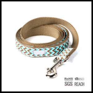 Pet Supply Products Fashion Zigzag Nylon Dog Leash pictures & photos