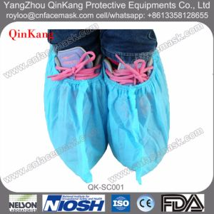 Disposable Nonwoven Shoe Covers/Antislip Shoe Covers pictures & photos