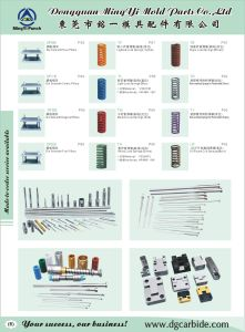 High Grade Factory Supply Various Mold Parts Pin pictures & photos