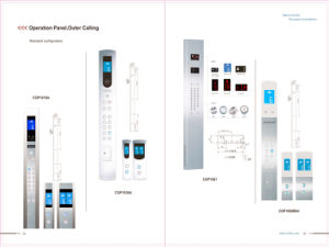 Sightseeing Panoramic Auto Lighting Lift Elevator with Low Noise pictures & photos