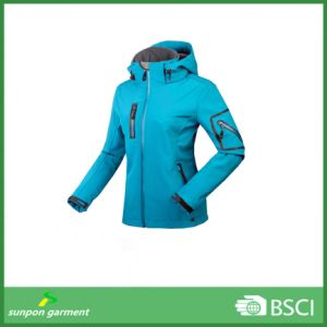 New Fashion Popular Waterproof Custom Softshell Sports Jacket pictures & photos