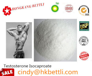 Synthetic Testosterone Isocaproate Steroids to Burn Fat and Build Muscle pictures & photos