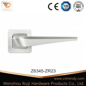 Wenzhou Hardware Manufacture Zamak Door Furniture Lever Handle pictures & photos