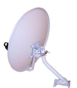 Ku Band Offset 60cm Outdoor Satellite TV Dish Antenna pictures & photos