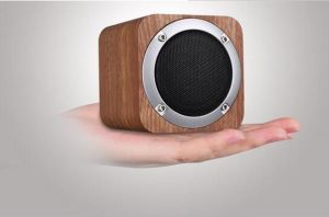 wireless office speakers. wood wireless office professional bluetooth speakers with audio tf card h