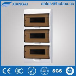 Hc-Ts 36ways Distribution Box Electircal Box 3doors Distribution Box pictures & photos