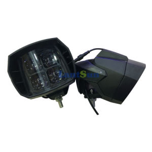 "LED6035 5.5"" Inch IP67 LED Work Light 12V 35W High Beam Motorcycle Driving Light pictures & photos"