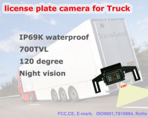 USA Lisence Plate Rearview Camera for Truck. pictures & photos