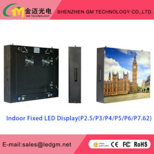 P6mm Indoor Full Color Fixed Installation LED Sign/LED Display Board pictures & photos