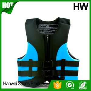 Adult Fishing Neoprene Life Jackets (HW-LJ001) pictures & photos