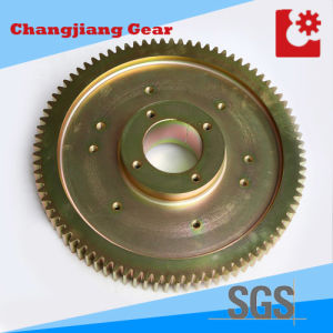 Gear with Keyway and Screw Bore pictures & photos