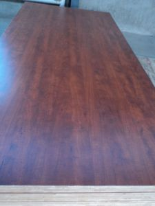 Glossy Surface Melamine MDF Board pictures & photos