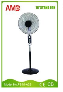 "Hot-Sale Good Design 18"" Stand Fan with CB Ce Approved (FS45-A02) pictures & photos"