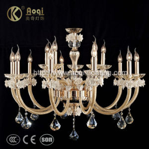 European Glass Art Chandelier Lights (AQ20036-8) pictures & photos