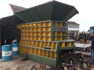Ws-630 Scrap Metal Shearing Machine pictures & photos