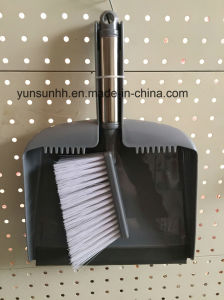New Cleaner Set, Handle Dustpan&Brush, Cleaning Lobby pictures & photos